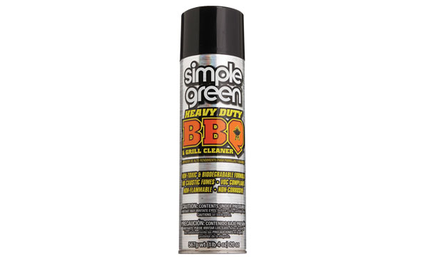 Simple Green BBQ and Grill Cleaner