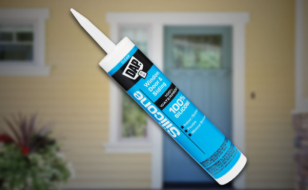 DAP Window, Door & Siding Silicone Sealant